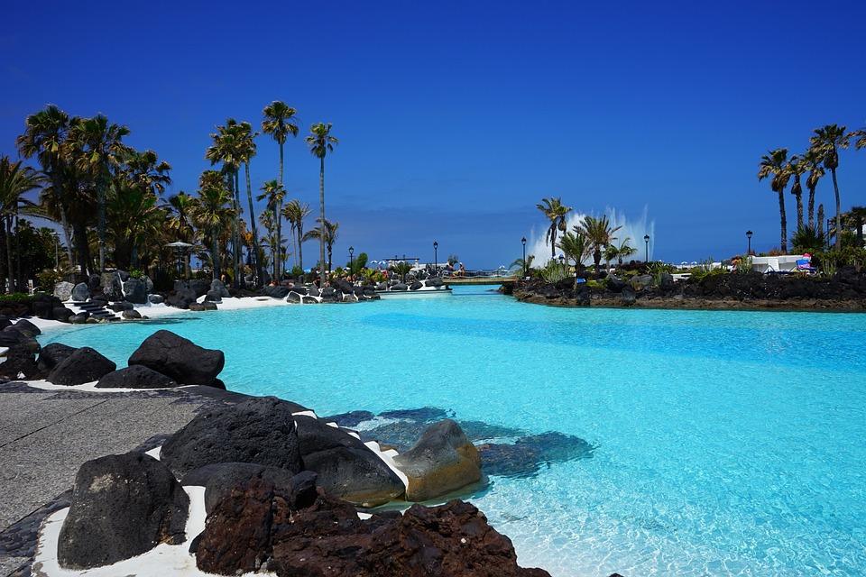 Tenerife Lago Martianez